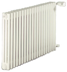 2х-колончатый радиатор Zehnder Charleston 2030