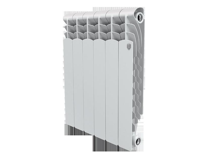 Royal Thermo Revolution 500 - 8 секц. Алюминиевый радиатор