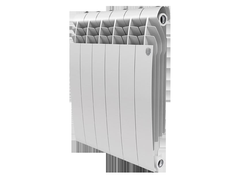 Royal Thermo DreamLiner 500 - 10 секц. Алюминиевый радиатор