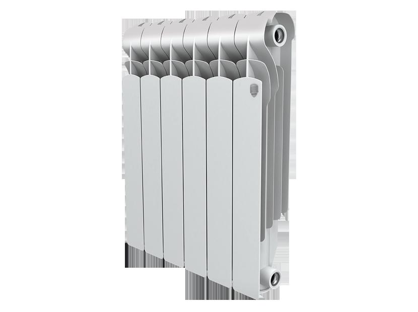 Royal Thermo Indigo 500 - 8 секц. Алюминиевый радиатор