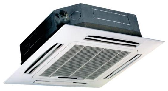 Кассетная сплит-система Roda Inverter R-410A RS-CSL18BB/RU-L18BB1