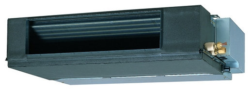 Канальная сплит-система Fujitsu ARY25UUAN/AOY25UNANL