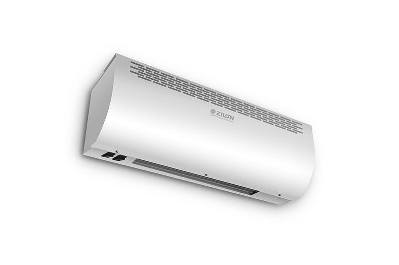 Электрическая тепловая завеса ZVV-0.6E3M