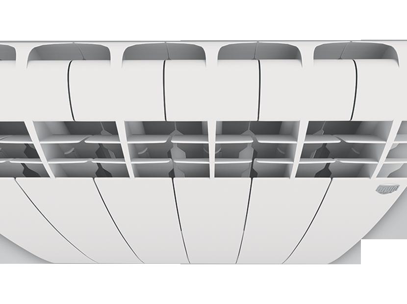 Royal Thermo DreamLiner 500 - 6 секц. Алюминиевый радиатор