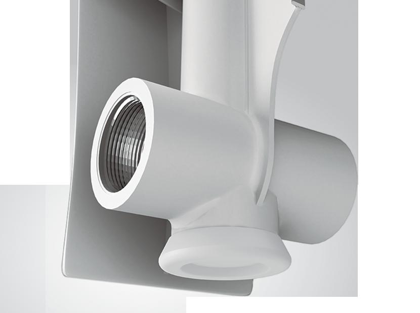 Royal Thermo Revolution 500 - 6 секц. Алюминиевый радиатор.