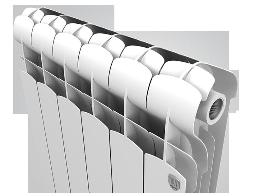 Royal Thermo Indigo 500 - 6 секц. Алюминиевый радиатор