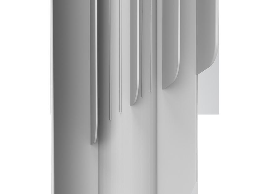 Royal Thermo Indigo 500 - 10 секц. Алюминиевый радиатор