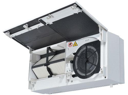 VL-100EU5-E Настенная вентустановка Lossnay