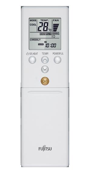 ASYG12LMCA/AOYG12LMCA Настенная сплит-система FUJITSU Airflow