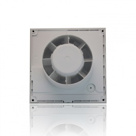 Накладной вентилятор SILENT-100 CZ SILVER