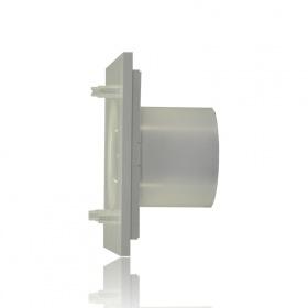 Накладной вентилятор SILENT-100 CRZ DESIGN с таймером