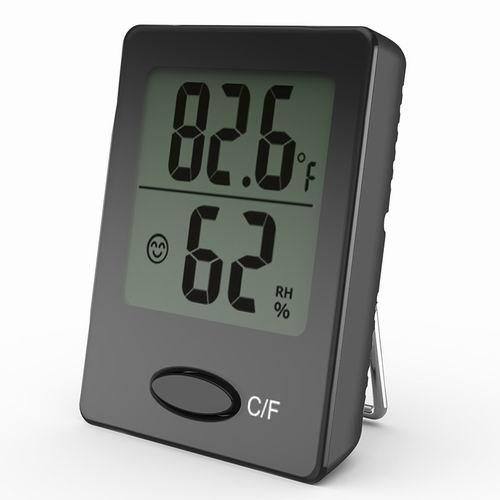 Термогигрометр Baldr, mini B0119 black