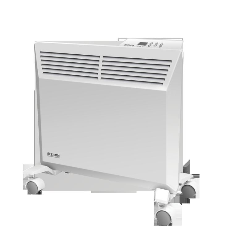 Конвектор Zilon ZHC-1500 Е2.0 серии КОМФОРТ с электронным управлением