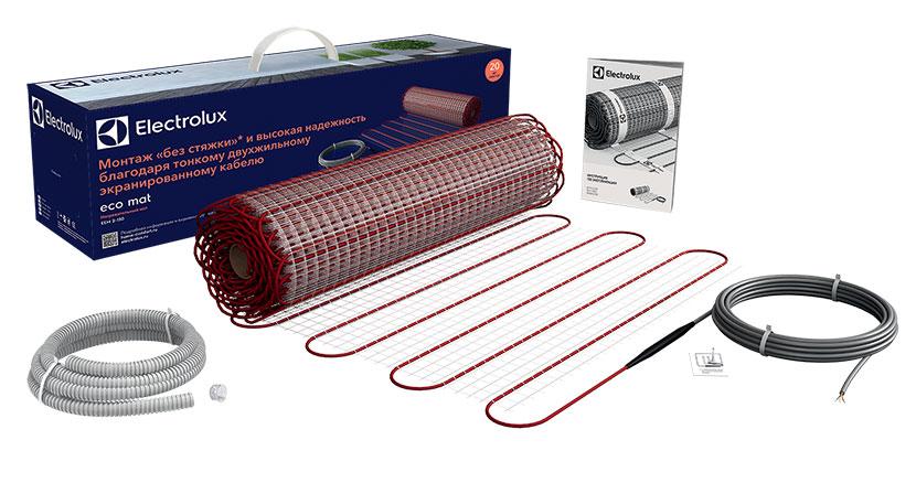 Комплект теплого пола Electrolux EEM 2-150-3.5 (3.5 м2) серия ECO MAT