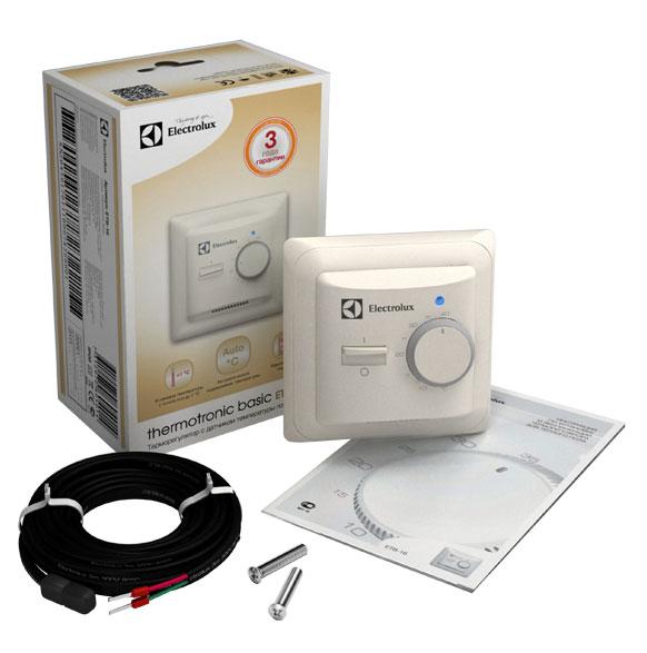 Терморегулятор Electrolux ETB-16 THERMOTRONIC BASIC