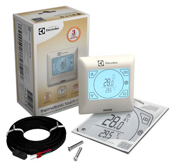 Терморегулятор Electrolux ETT-16 THERMOTRONIC TOUCH