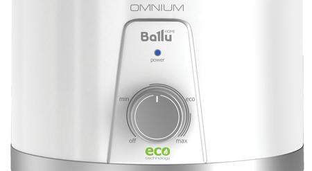 Накопительный водонагреватель Ballu BWH/S 15 Omnium U (верхняя подводка)