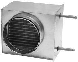 Воздухонагреватель водяной РВАНС 400-2-2,5