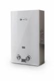 Газовый проточный водонагреватель WERT 10E silver