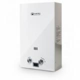 Газовый проточный водонагреватель WERT 12E white