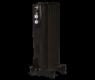 Масляный радиатор Ballu Classic black BOH/CL-11BRN 2200 (11 секций)