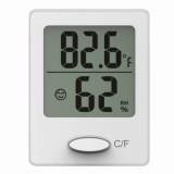 Термогигрометр Baldr, mini B0119 white