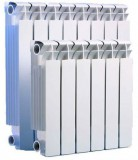 Биметаллический радиатор Raditall Bimetallo 350 /1 секция/